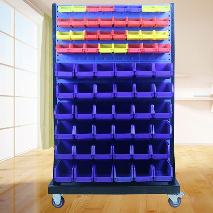stackable part bins