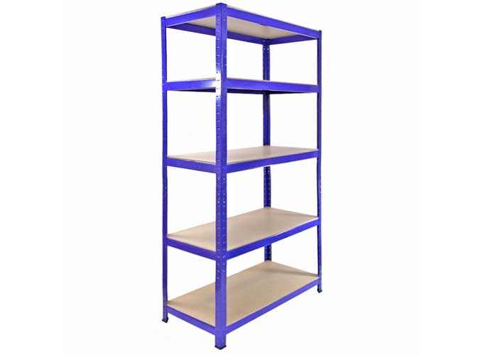 Light Duty Warehouse Metal Steel Racking Shelving