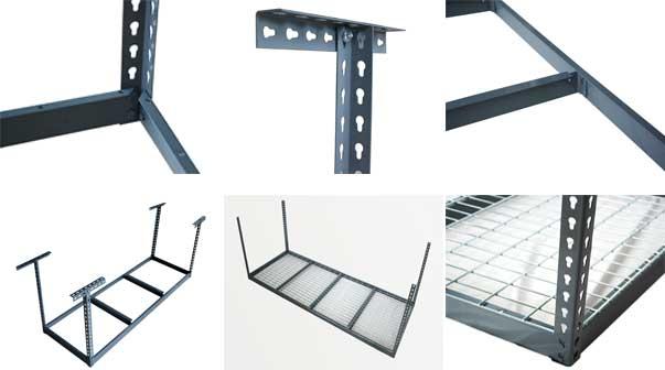 overhead ceiling storage
