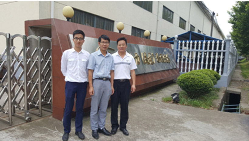 Sri Lanka and New Zealand Client Visited Our Factories
