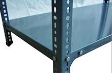 06-Slotted Angle Shelving