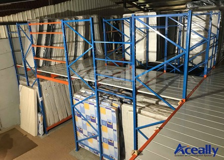 China rack supplier warehouse rack mezzanine floors rack