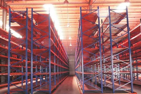 How to Use Very Narrow Aisle Racking Safely and Reasonably