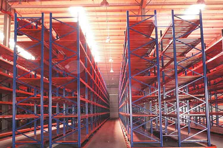 Racking and shelving systems