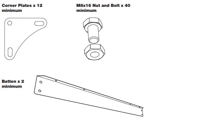 11-Slotted Angle Shelving