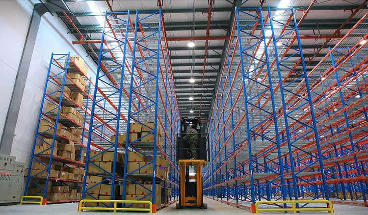 How to Maintain rack shelving system in Later Period