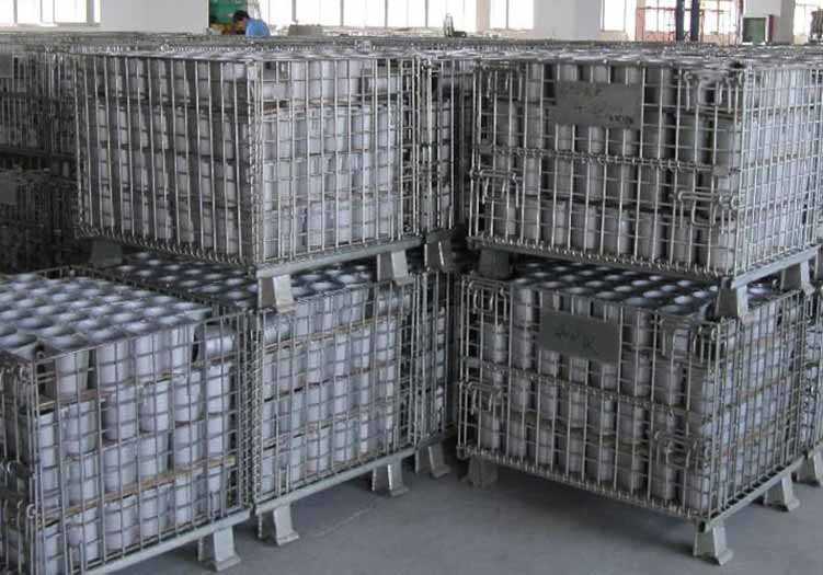 wire container cage