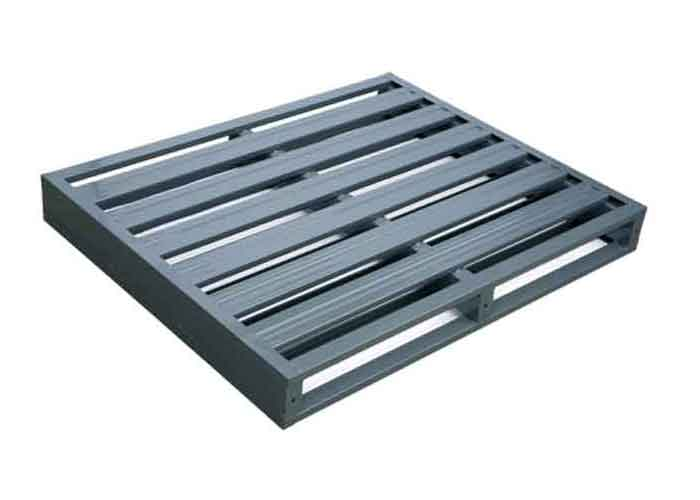 Heavy duty steel pallets price design for storage racking