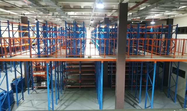 factory mezzanine floors