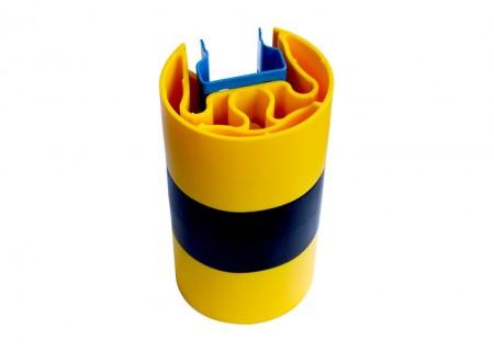 Pallet Rack Frame Protector