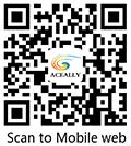 Aceally QR code