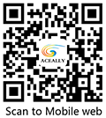 Aceally QRコード