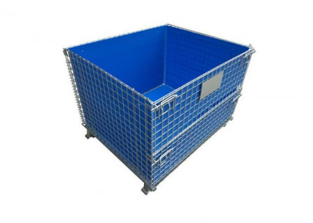 Wire Container Storage Cage