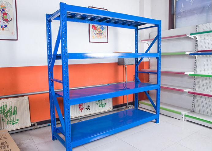 Industrial Storage Longspan Shelving Rack