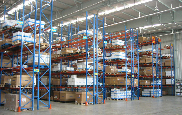 20210901Warehouse-Selective-Pallet-Racking-System05