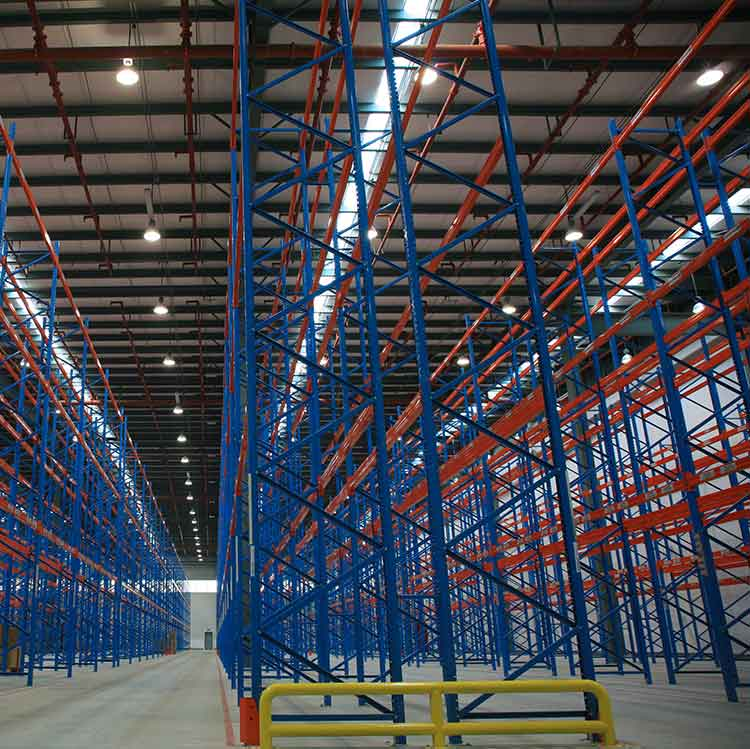 How to distinguish the warehouse pallet racking systems?
