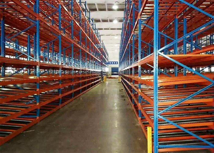 Aceally Carton Flow Pick Racking Shelving Systems
