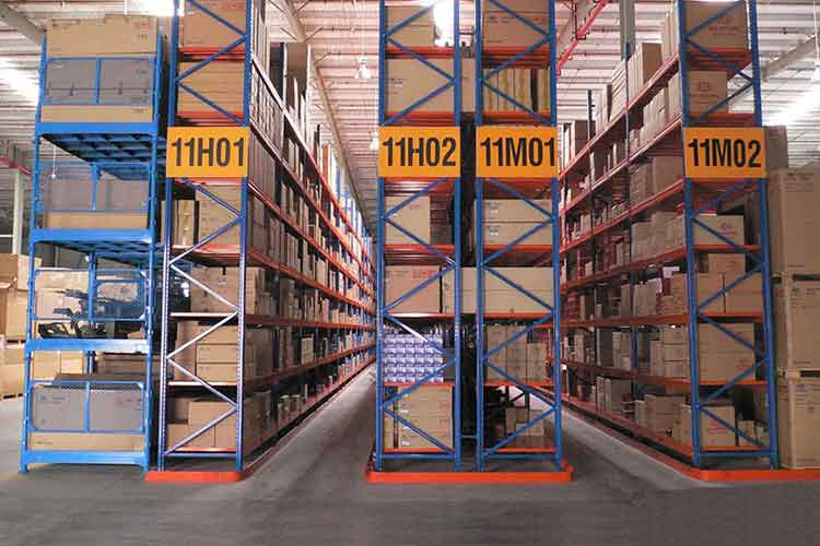 Use Skills of Drive In Racking Dimensions