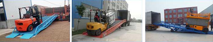 warehouse ramp dock