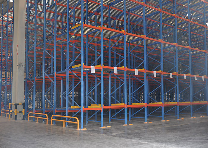 Low Price Adjustable Carton Flow Rack Warehouse Shelving Unit