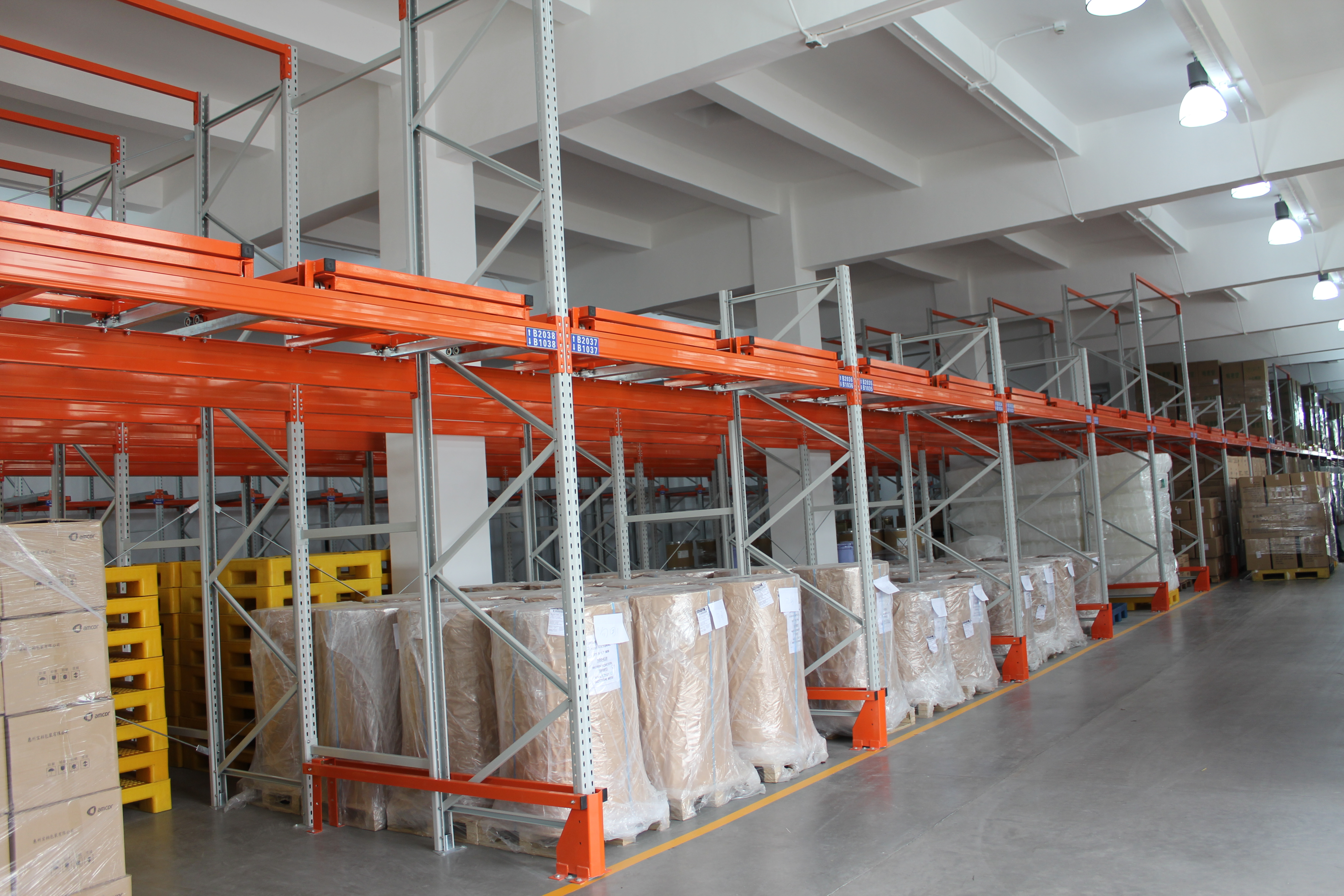 3 Production Forms for Heavy Duty Warehouse Shelves?