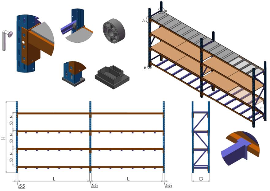Longspan shelf (2)