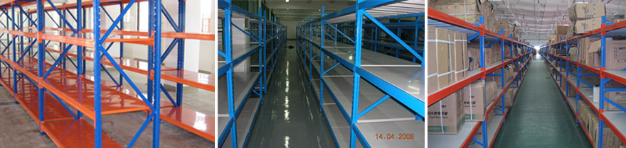 Longspan-shelf