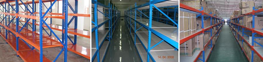 Longspan-shelf