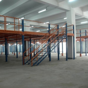 What do you know about the  mezzanine racking and plaforms?