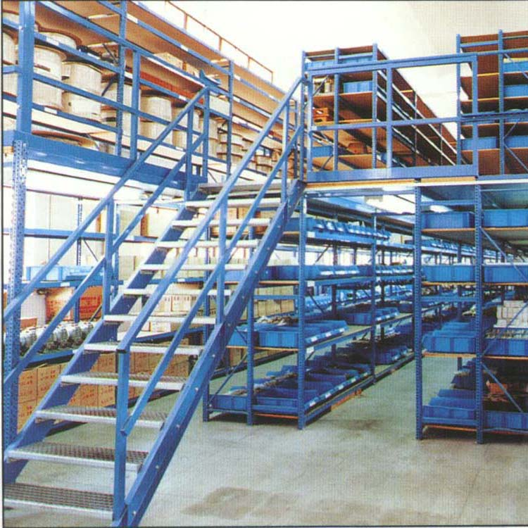 How much do you know about the advantages of mezzanine floor pallet racking system?