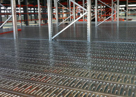 Steel Structure Mezzanine Floor
