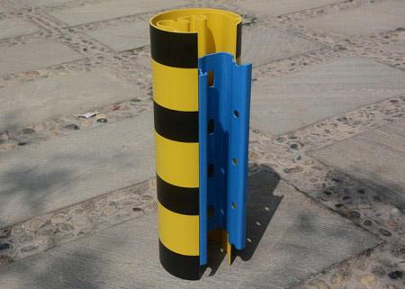 plastic upright protectors