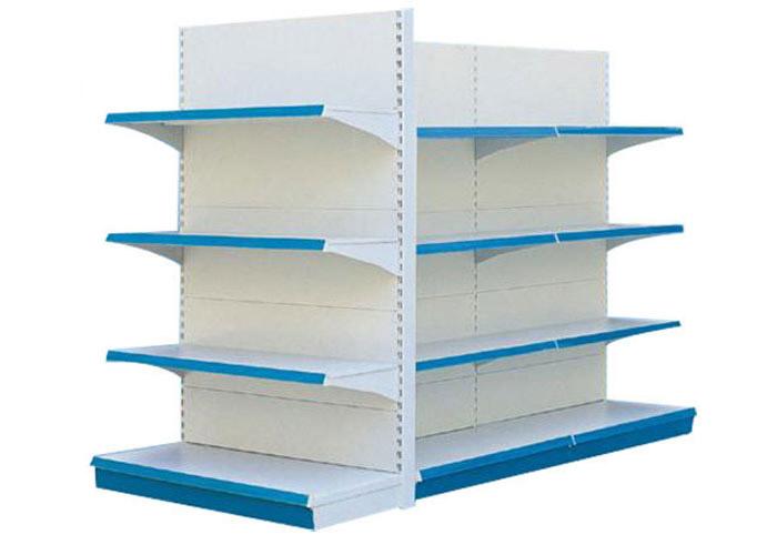 Free design industrial shelving units supermarket steel shelves