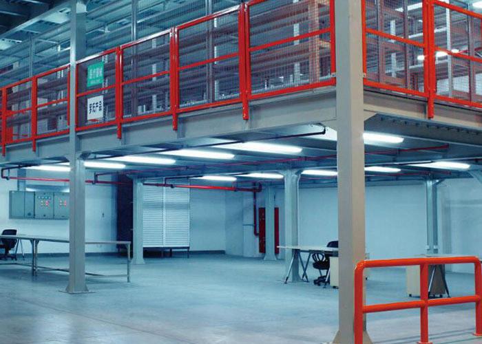 Heavy Duty Warehouse Multi-tier Steel Platform