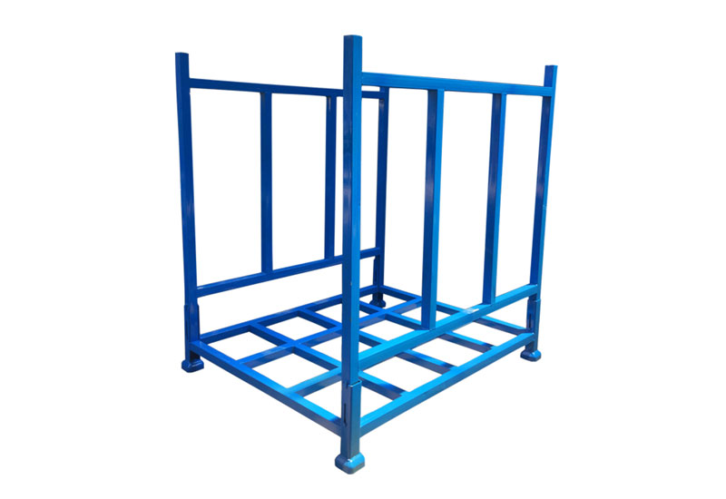 Heavy duty stacking racks warehouse for sale