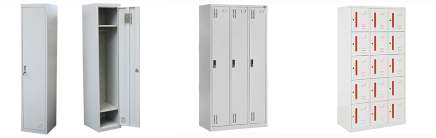 Steel locker2