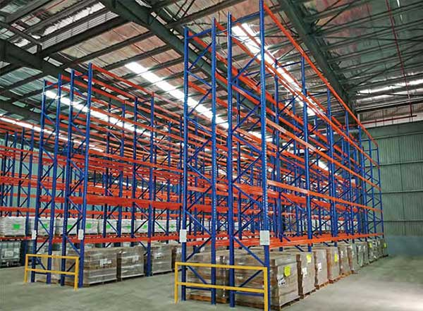 Why Is The Use Of Cold Storage Drive In Racking System