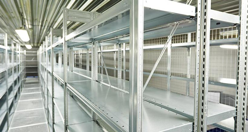 Storage shelving classification and application knowledge