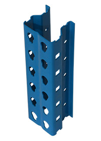 Teardrop-pallet-rack-bolted-upright