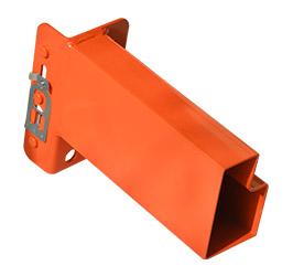 Teardrop-pallet-rack-load-beam