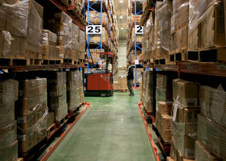 Warehouse VNA Racking Systems