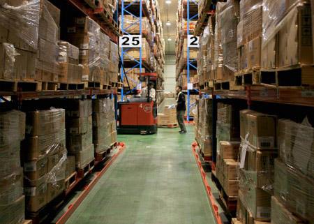 Warehouse VNA Racking Systems