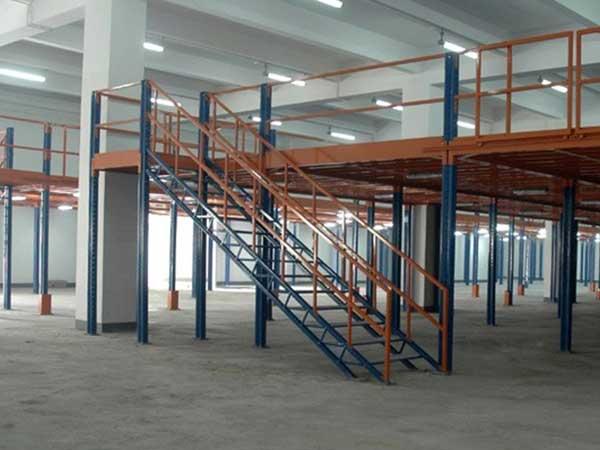 Warehouse Mezzanine Pallet Racking