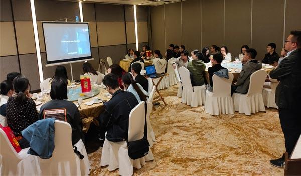 An event about Aceally (Xiamen) Technology Co., Ltd