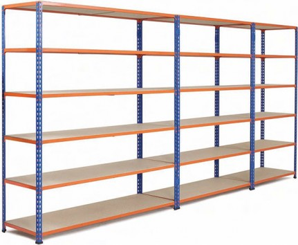 The detailed comparison of beam type shelves and corridor style shelves