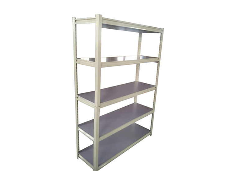 Warehouse  boltless rivet shelving storage racks