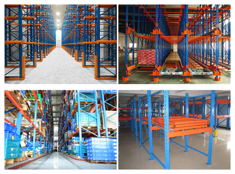 cold storage racking