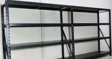 How to choose heavy duty shelving