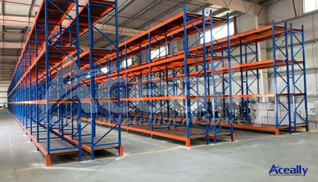 Why the more load-bearing capacity of the heavy duty storage shelves