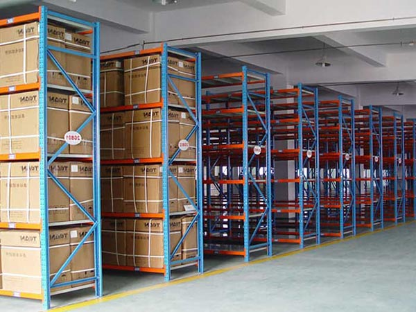 How about heavy duty shelves in the current market